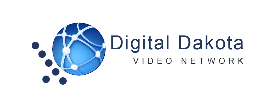 Digital Dakota Video Network Logo