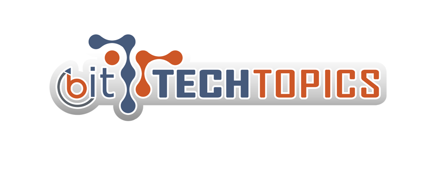 South Dakota BIT Tech Topics Logo